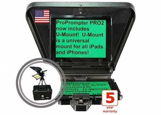 Bodelin ProPrompter HDi Pro2-Mobile