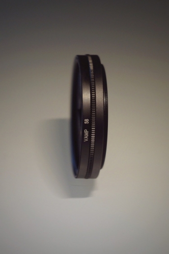 58mm CineMorph Filters (Flare/Streak)