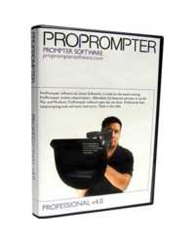ProPrompter Professional Software v5 (Mac/Windows)