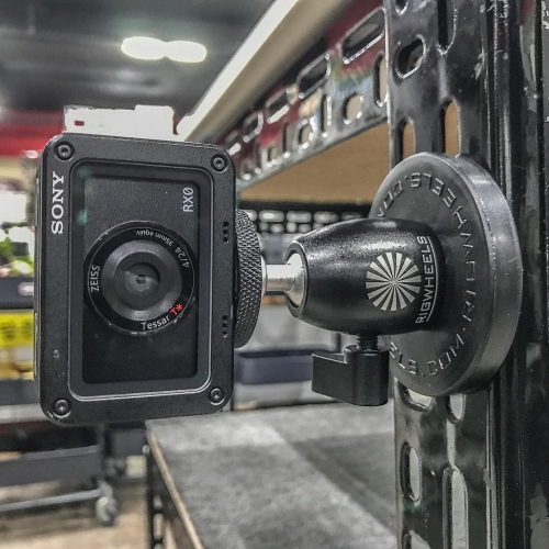 RigMount Sport - Magnetic Mount with Ball Head