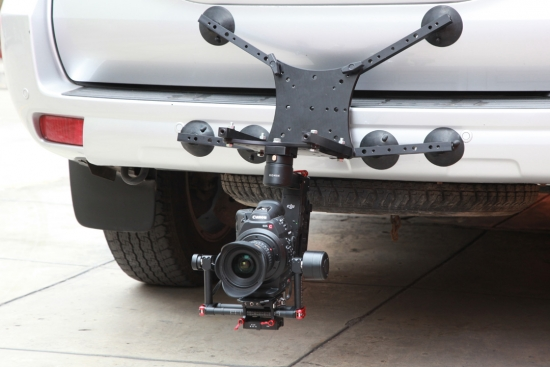 RigMount XL - 8 Magnets + Riser Kit