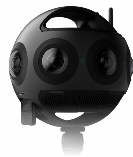 Insta360 Titan 11K eight-lens cinematic VR camera