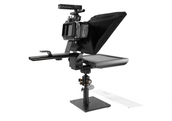 Promter Pal portable Desktop Teleprompter