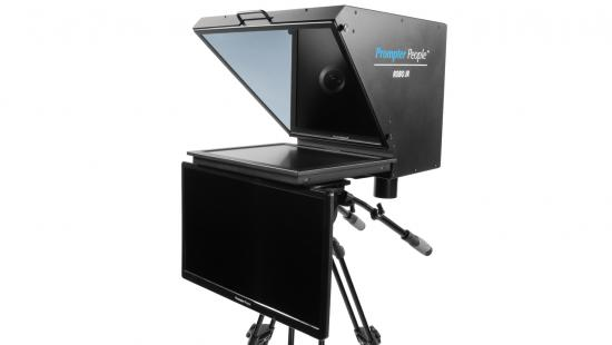 Prompter People Roboprompter Jr. High Bright with Regular Talent Monitor