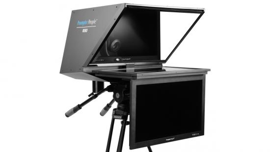 Prompter People Roboprompter Regular / HB Monitor with talent monitor