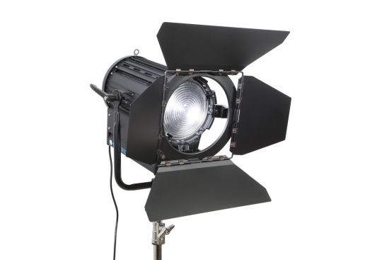 LED FRESNEL SPOT LIGHT SW-CSJ200WS Bi-Colour (B-Ware)